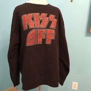 Junk Food ~Kiss Off~ Sweatshirt